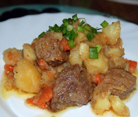 Рецепты домашних вторых блюд